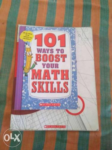 101 Ways To Boost Your Math Skills Book