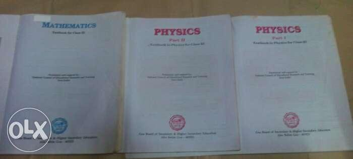11 std physics maths textbooks