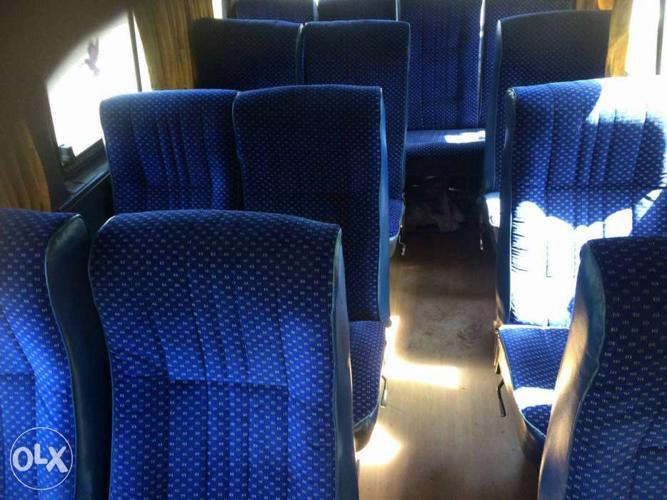 13 Seat Tempo Traveller