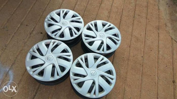14' Disk for sale. Original Swift wheels upgraded