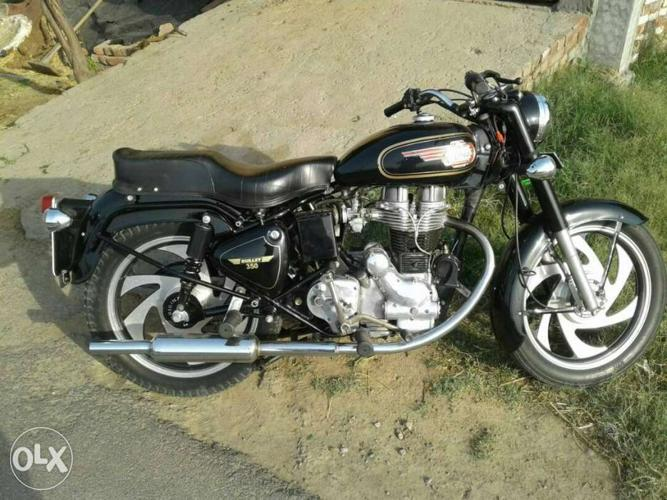 1983 Royal Enfield Bullet 43678 km for Sale in Amritsar, Punjab