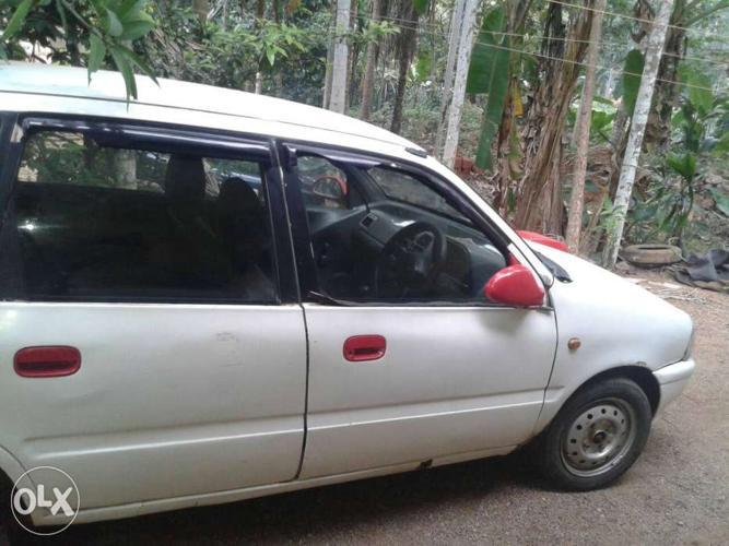 1994 Maruti Suzuki Zen diesel 86541 Kms for Sale in Vythiri, Kerala