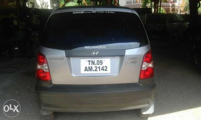 2005 Hyundai Santro Xing petrol 52000 Kms