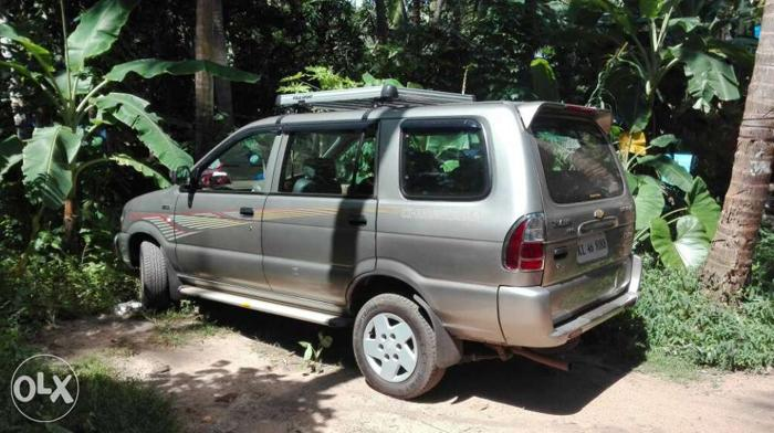 2007 Chevrolet Tavera Diesel 100000 Kms For Sale In Tirur Kerala