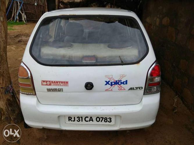 2007 Maruti Suzuki Alto petrol 50000 Kms