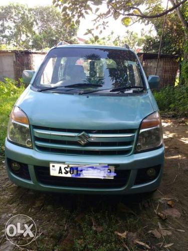 2007 Maruti Suzuki Wagon R petrol 65000 Kms