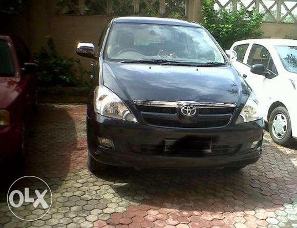 2008 Toyota Innova diesel 94000 Kms for Rs.6 lakhs