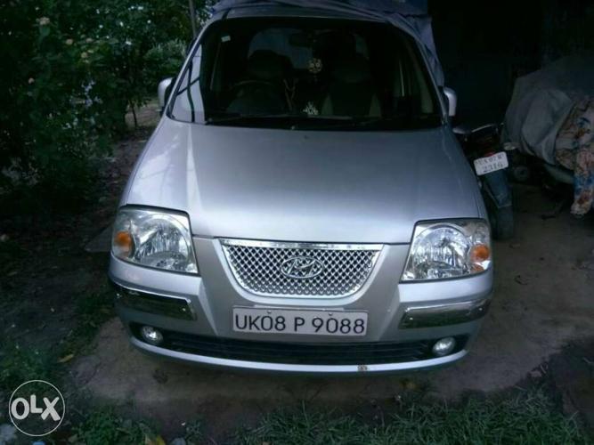 2009 Hyundai Santro Xing petrol 47000 Kms