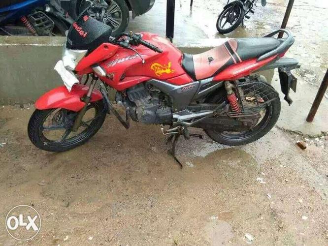 2010 Hero Honda Hunk 31800 Kms