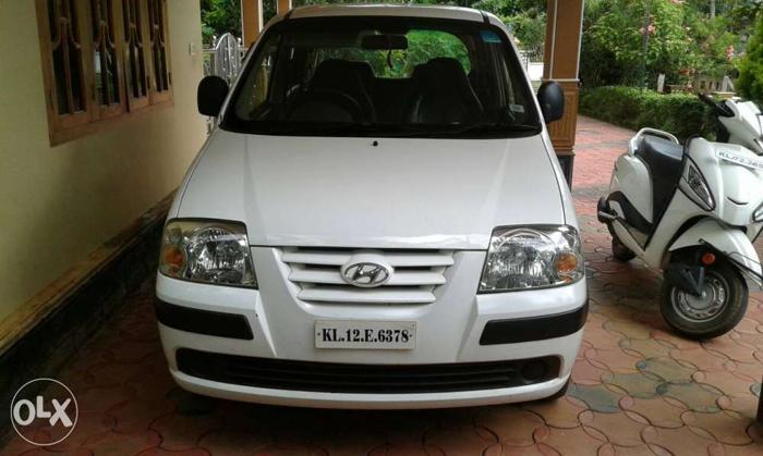 2010 Hyundai Santro petrol 70000 Kms