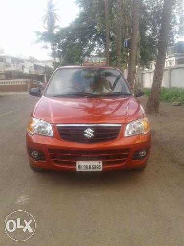 2010 Maruti Suzuki Alto petrol 57000 Kms