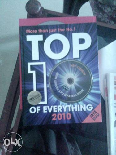 2010 Top 10 Of Everything DVD Case