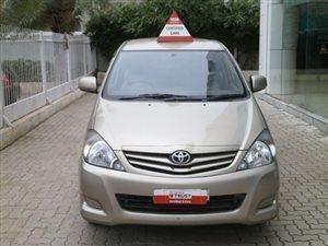 2011 Toyota Innova 2.5 GX 8 STR BS-IV