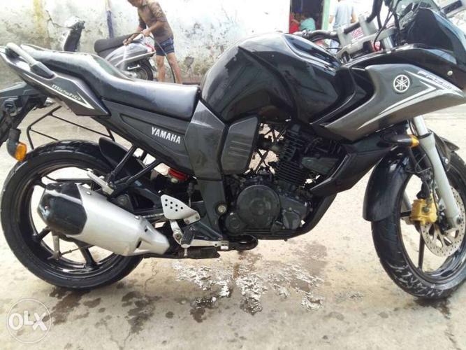 2011 Yamaha Fazer 14000 Kms
