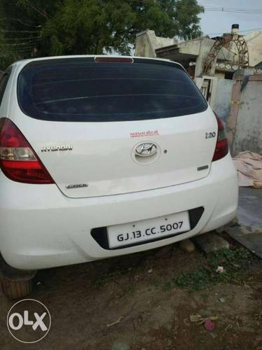 2012 Hyundai I20 diesel 80000 Km :