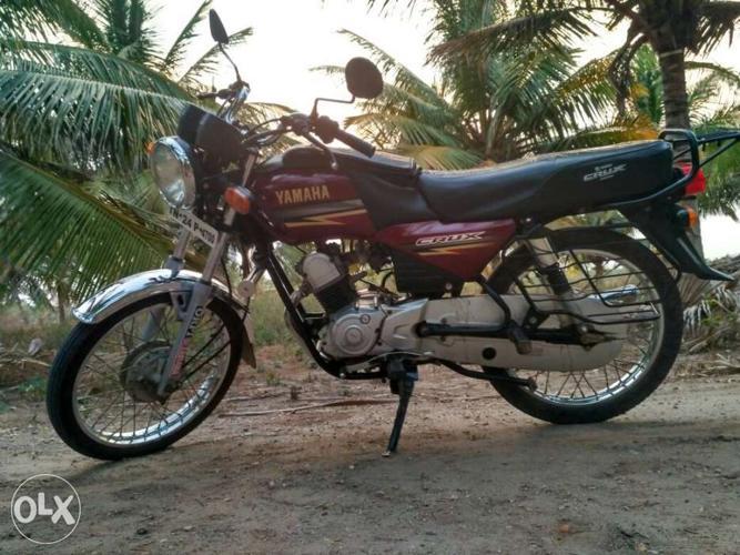 2012 Yamaha Crux 22000 Kms for Sale in Palladam, Tamil Nadu