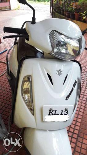 2013 Suzuki Access 18000 Kms