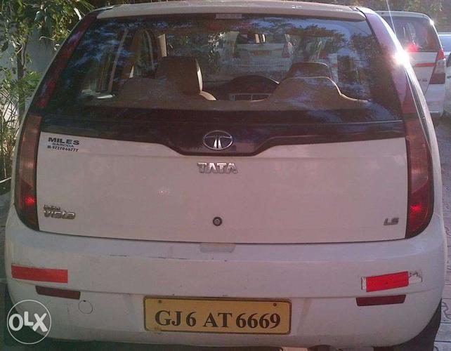 Tata Indica Vista Diesel Price In Vadodara obamor 2013_white_tata_indica_vista_tdi_ls_for_sale_5295420