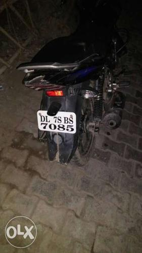2014 Bajaj discover 100cc 36000 Kms