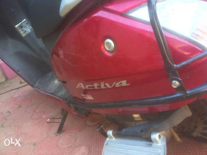 2014 Honda Activa 19000 Kms