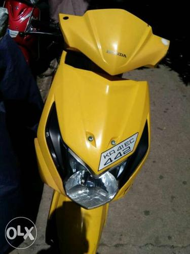 2014 Honda Dio 13000 Kms for Sale in Bangalore South, Karnataka