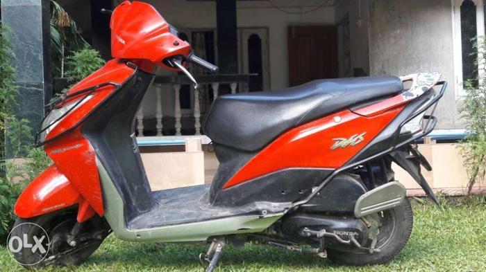 2014 Honda Dio 19263 Kms