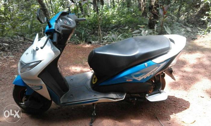 2015 Honda Dio 13700 Kms
