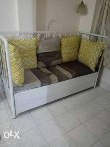 Tremendous 20 Days Old Iron Rod Sofa With Box For Sale In Mumbai Pdpeps Interior Chair Design Pdpepsorg