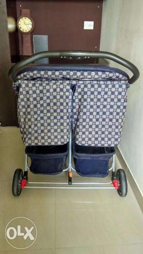2 Year Old Chicco Twin Stroller