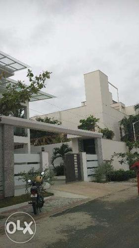 3 bhk inditiual house sale in ECR panaiyur beach house for Sale in