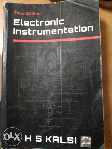 3rd Edition Electronic Instrumentation Book