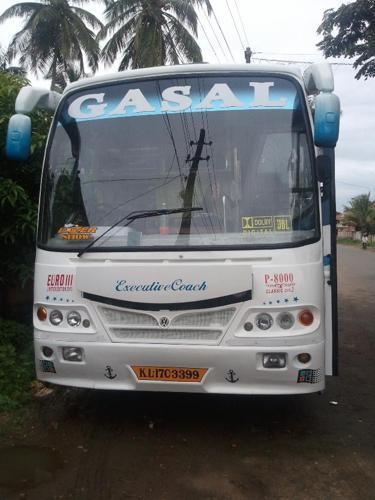 49seat tourist bus 2005 model prakash body new insu amp cf