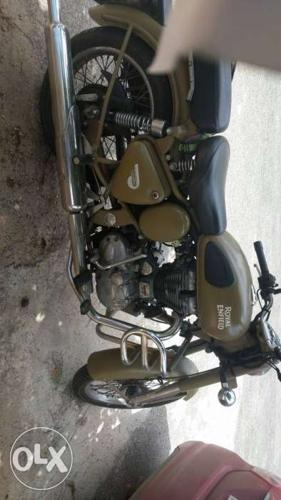 500 CC Royal Enfield Classic 12000 Kms 2015 year