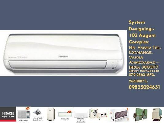 (814) Samsung MALDIVES INVERTER MIDWALL SPLITS - System