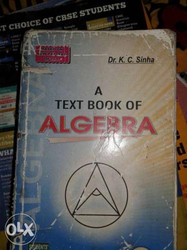 A Textbook Of Algebra By Dr. K. C. Sinha