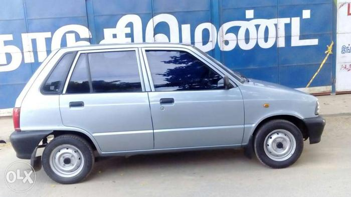 Abt Service Maruti 800 Dx Mpfi Engine For Sale In Coimbatore South