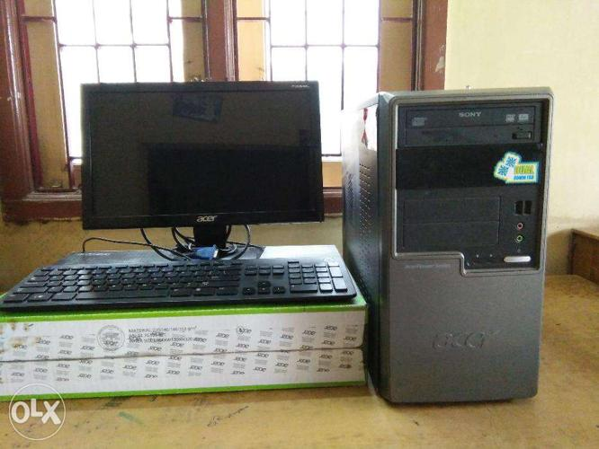 Acer Branded - Core2duo / 2gb Ram/250gb Hard Disk /