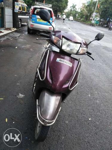 Activa with new engine perfect condition