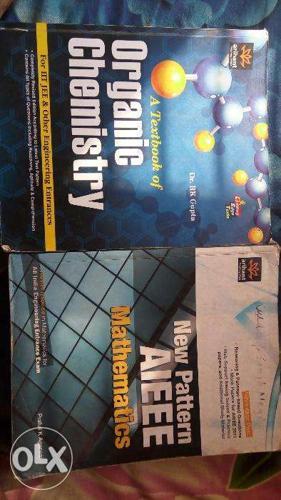 AIEEE mathematics, physics ,organic chemistry