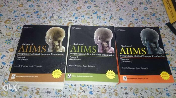 Aiims 10th edition all pg inspire candidate can
