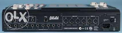 AKAI MPC 2500. Used. Good condition