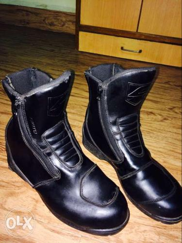 Brand: AKITO Material :LEATHER Size : 8 / 42 Good