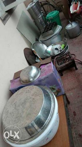 All Canteen req utensils in good condition...