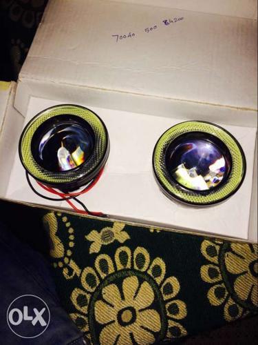 Angel Eyes Projector Fog lamp Universal