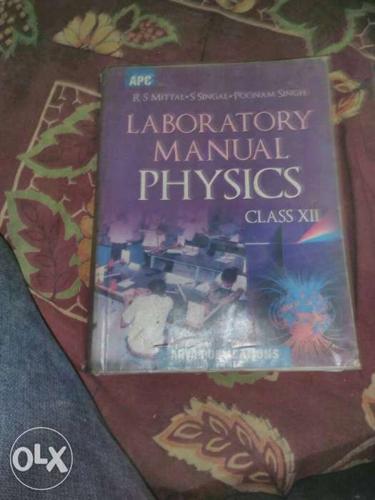 Apc physics lab manual 12