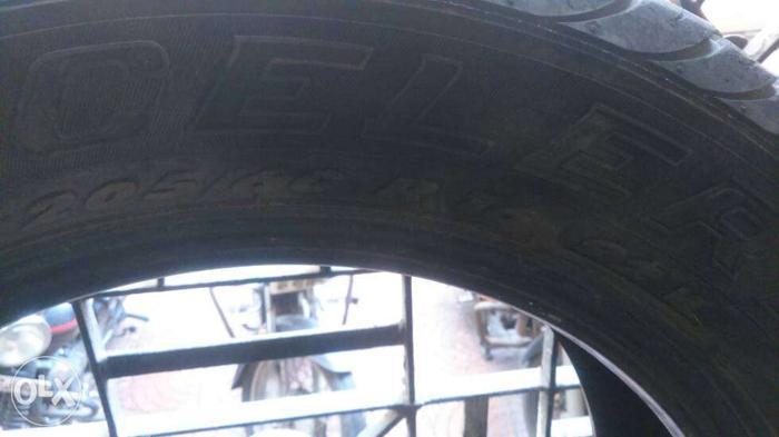 Apollo tyres 205 60r 16 inch sizes tubless tyres .