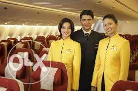 Apply for airlines jobs directly on the company payroll