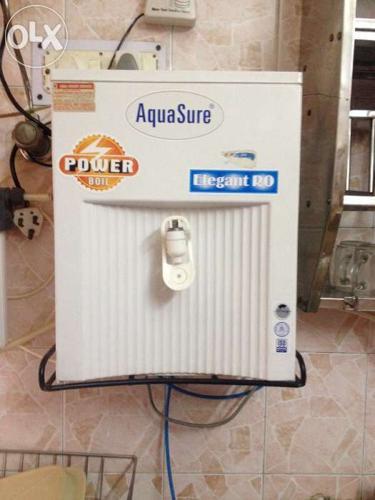 Aqua guard ro system