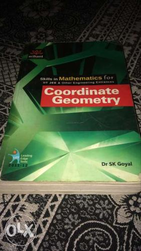 Arihant Co-Ordinate Geometry for JEE at cheap