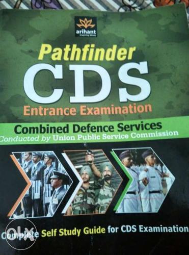 Arihant Pathfinder For CDS examination